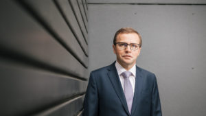 executive search interview with Zdeněk Turek